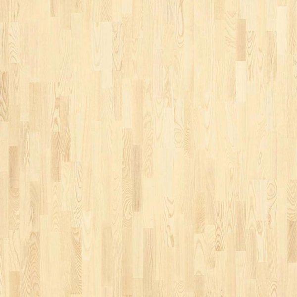 Shade Ash Linen White TreS, 3-lamelowa