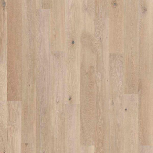 Oak Satin White Plank, 1-lamelowa