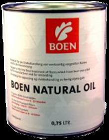 BOEN NATURAL OIL