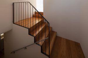 Wooden designerskie schody